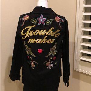 River Island jeans jacket